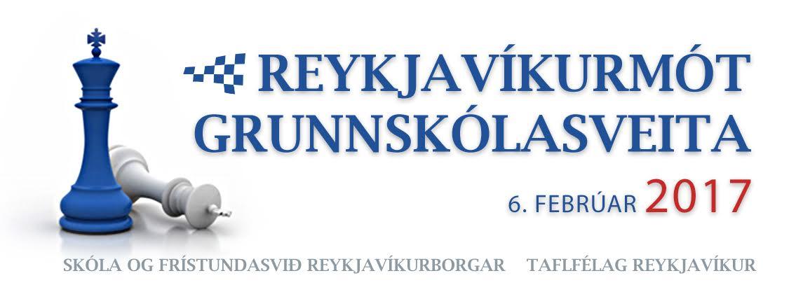Reykjavíkurmót grunnskóla 2017